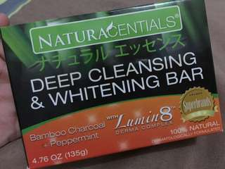 Deep Cleansing & Whitening Bar