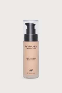 H&M Natural Satin Foundation