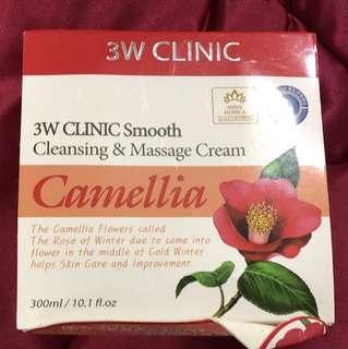 Cleansing Massage cream