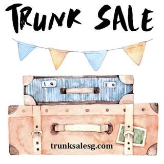 Trunk Sale on 12 May!