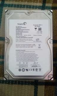 Seagate Barracuda 500gb desktop harddrive
