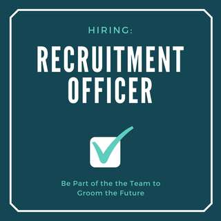 Recruitment Officer