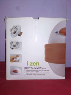 I Zen Body Slimmer now only 50rb