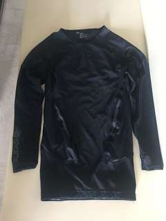 SKINS Mens XS Compression Long Sleeve Top