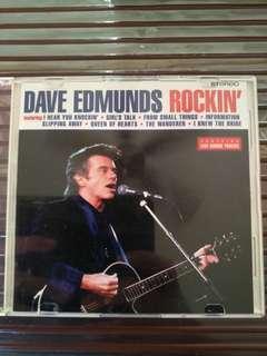 CD DAVE EDMUNDS ROCKIN'
