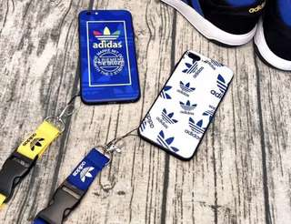 [PO] Fashion Adidas Iphone cases - For IPhone X 8/8plus ,7/7plus ,6/6plus