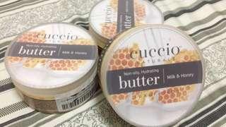 Cuccio body butter