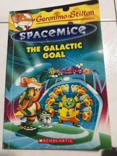 Geronimo Stilton (space mice)