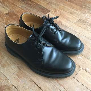 Dr. Martens 1461 Smooth Black PW (FREE SHIPPING)