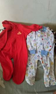 Baby jumpersuits