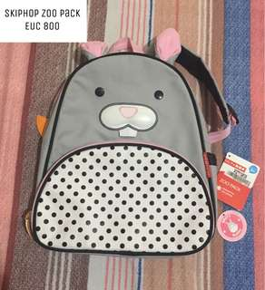 Skiphop Bunny backpack