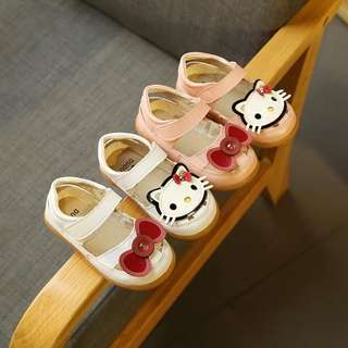 Free Mail Girl's Kitty Shoes