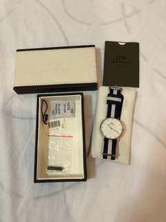 Authentic Daniel Wellington Classy Glasgow Watch