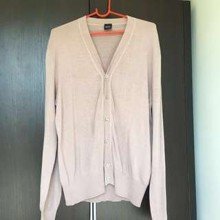 HUGO BOSS Cardigan 針織外套 L Size