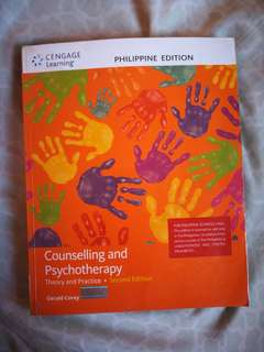 Counseling and Psychotherapy (Psychology book)