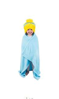 Authentic Disney Princess Cinderella Fleece Coverup