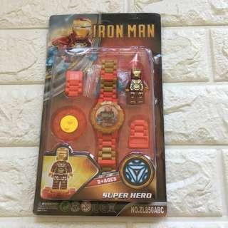 Ironman Avengers Watch