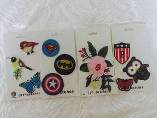 10pcs patches