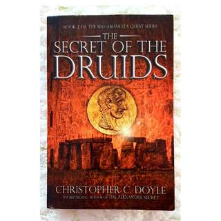 The Secret of the Druids - Book 2 of the Mahabharata Quest Series