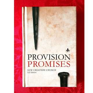 Provision Promises (New Creation Church)