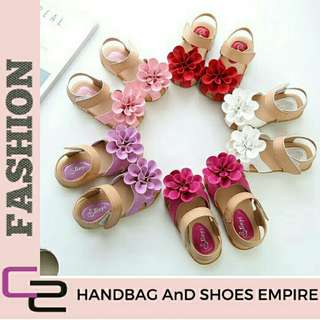 Cute summer baby sandal
