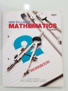 Shinglee Mathematics Workbook 2