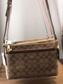 Coach Sling Bag (Authentic)