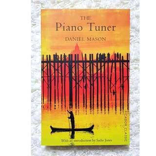 The Piano Tuner (Daniel Mason)