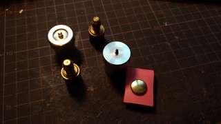 ☺ 12mm 四合鈕 模具 工具