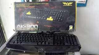 Keyboard Game Armagedon