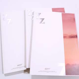 GOT7 7For7 Magic hour unsealed album