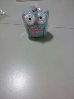 Crochet handmade Owl