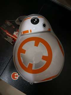 Star Wars - BB8 Popup pencil case with stationery