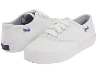 Keds canvas champion white shoes