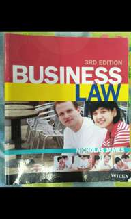 RMT Commercial Law (LAW 2446)