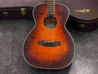 K.Yairi SOMH1 award-winning guitar