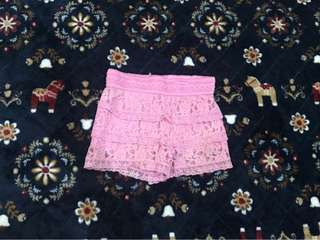 Guess Kids Lace Shorts