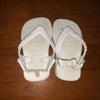 Havaianas baby slippers