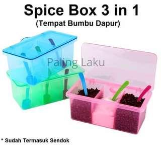 TEMPAT BUMBU DAPUR 3 IN 1