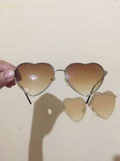 Markdown! Heart Shaped Shades