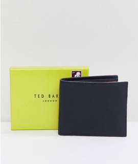 代購 Ted Baker Wallet/ 男裝皮銀包