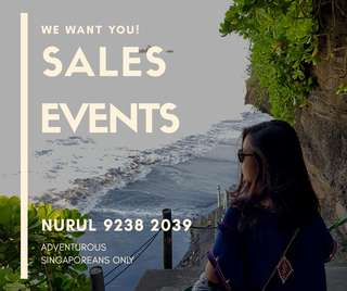 Sales; NO EXPERIENCE REQUIRED