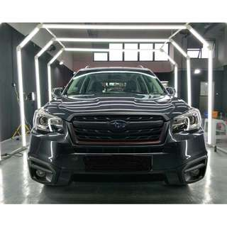 Subaru Forester (In house 9 h coat )