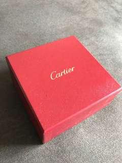 Cartier box 卡地亞首飾盒