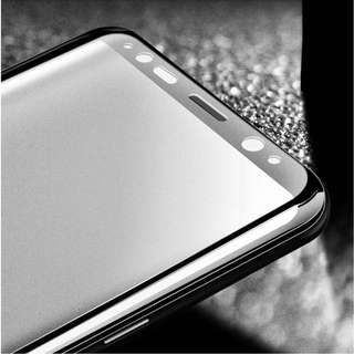 Samsung s9 / s9 Plus Case Friendly Tempered Glass Matte Mat