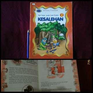 Buku anak seri tanya jawab anak muslim kesalehan 2