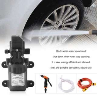 [PO524]Household High Pressure Electric Car Washer 12V Car Washer Washing Machine
