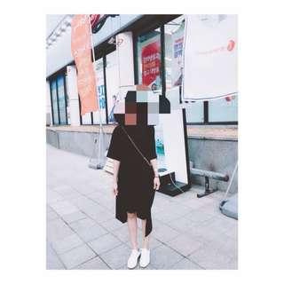 正韓全新不規則洋裝