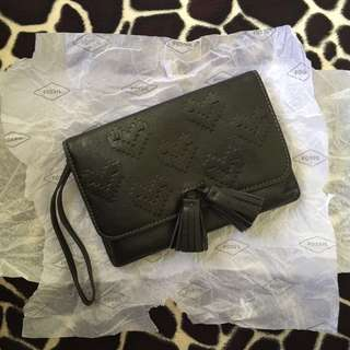 Fossil authentic amelia pouch