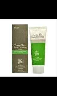 3W Clinic Green Tea Facial Foam